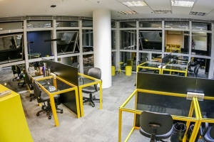 Coworking Amarelo